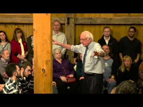 Over Our Dead Bodies If You Cut Social Security | Bernie Sanders