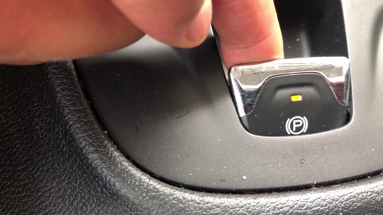 Download Jeep Cherokee – How to turn on/off parking brake