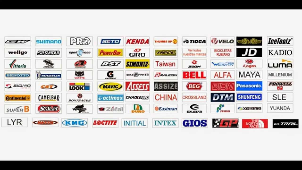 distribuidor principales marcas de ciclismo en el mundo