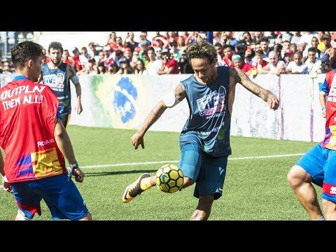 Download Youtube: Neymar Jr. is looking for players. | Neymar Jr's Five 2018