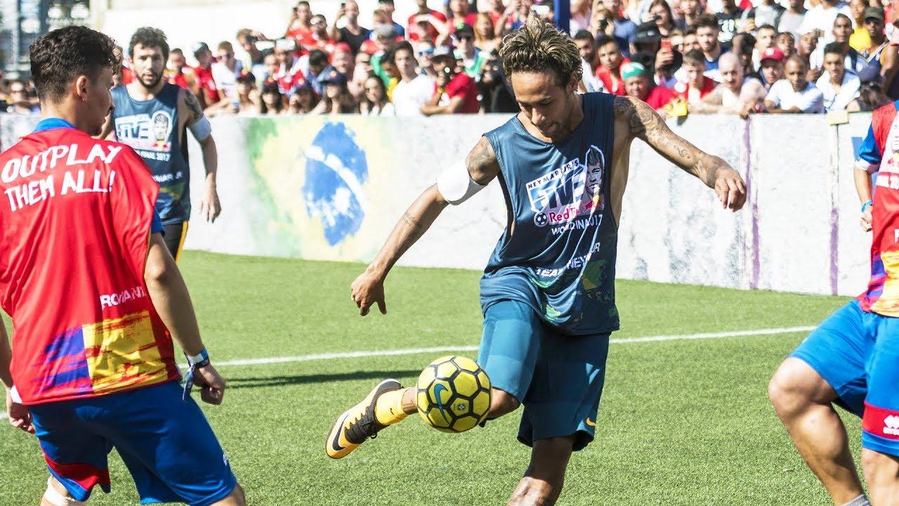 Neymar Jr Is Looking For Players Neymar Jrs Five