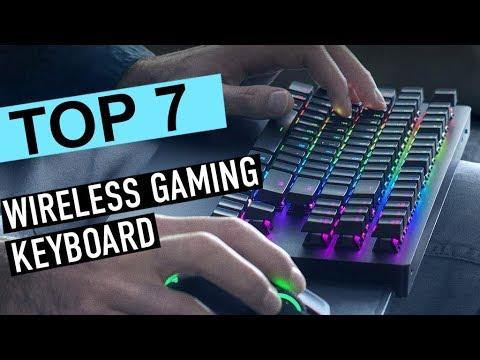 BEST WIRELESS GAMING KEYBOARD! (2020)