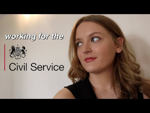 Working For The Civil Service...