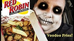Red Robin® New Voodoo Fries REVIEW!!!