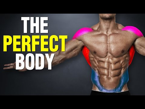 How to Build the PERFECT Male Physique (3 Exercises!)