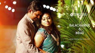 Balachander & Indhu - Candid Wedding Video