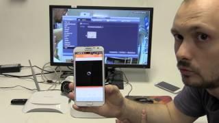 видео Подключение регистраторов Dahua