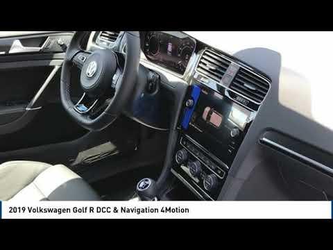2019 Volkswagen Golf R 2019 Volkswagen Golf R DCC & Navigation 4Motion FOR SALE in Corona, CA V9101