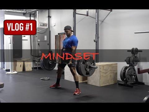 Vlog #1 | Ground Turkey Recipe, Foods I Enjoy, Pre & Post Workout Nutriton, Mindset
