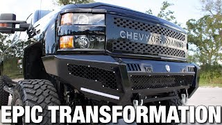 Road Armor Identity Series Bumpers | Train Horns & Grill