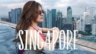 SINGAPORE #VLOG - Hotel 10 juta per malam?