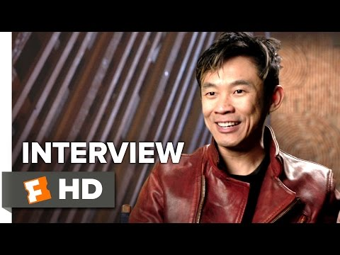 Lights Out Interview - James Wan (2016) - Horror Movie
