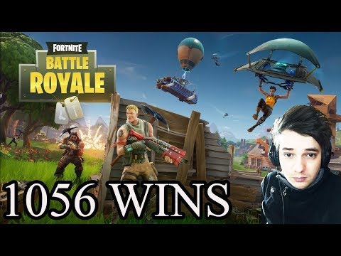 [FR/PC/LIVE] Fornite en solo! Total wins : 1056