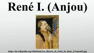 René I. (Anjou)