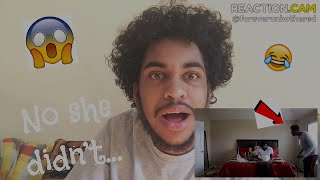 IM PLANNING YOUR FUNERAL PRANK ON BOYFRIEND FT IAM JUST AIRI ,CHRIS AND TR… – REACTION.CAM