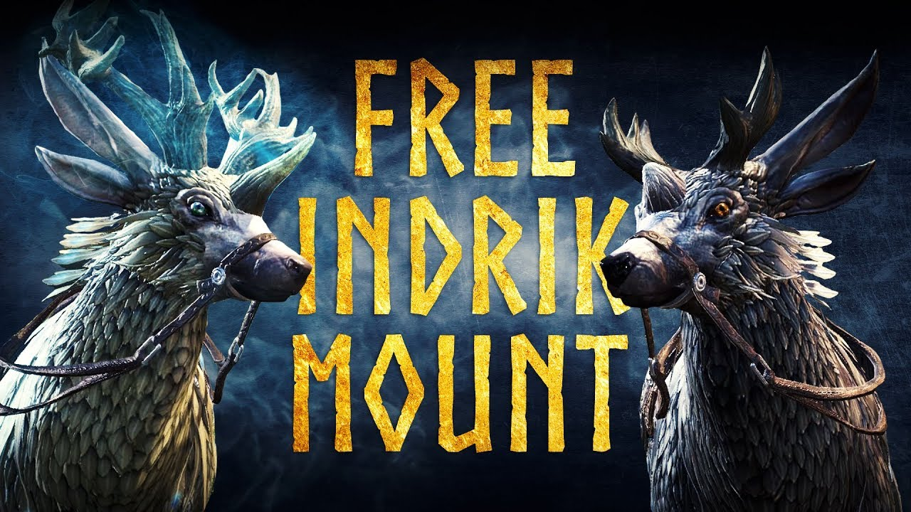 Elder Scrolls Halloween Mount 2020 Feathers ESO Indrik Mount Guide   Get for FREE the Nascent Indrik Mount