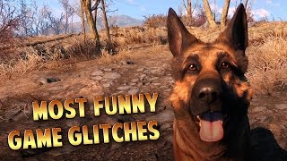 Top 10 Most Funny Video Game Glitches, Fails and Game Breaking Bugs