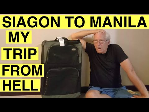 Saigon Airport to Manila, my trip from Hell