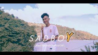 Album Cover SADBOY-GilbertKakondo