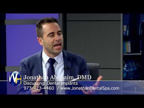 Replacing Missing Teeth with Dental Implants  with Hawthorne NJ dentist Jonathan Abenaim DMD