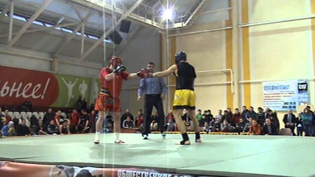 Gladiator gym - 9 Международный турнир по ушу памяти Дмитрия