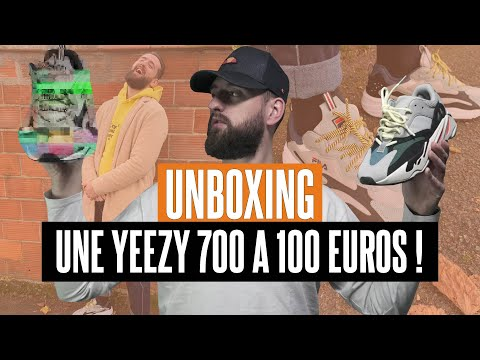 UNBOXING : UNE YEEZY A 100€ ? 👀