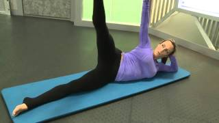 Mat Pilates at Home - No Reformer Needed! thumbnail