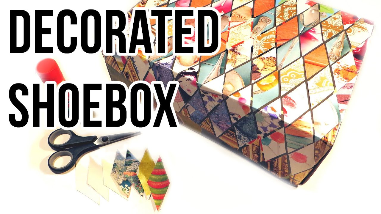Superbe Decorating Shoe Boxes For Storage   Home Design Ideas And Pictures