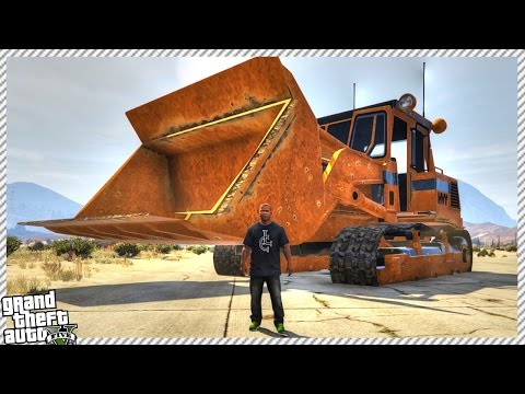 GTA 5 Mods - HUGE VEHICLES PACK! Worlds Biggest Vehicles (GTA 5 Bigger Vehciles Gameplay)
