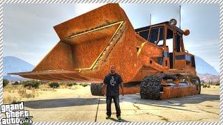 GTA 5 Mods - HUGE VEHICLES PACK! Worlds Biggest Vehicles (GTA 5 Bigger Vehciles Gameplay)