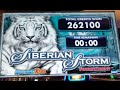 SLOT TOURNAMENT Siberian Storm✦LIVE PLAY✦ at COSMO in Las Vegas