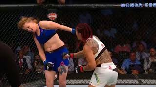 Cris Cyborg Highlight 2017