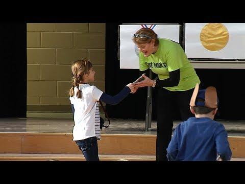World Read Aloud Day - Kaechele Elementary School