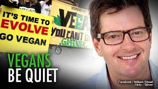 Will vegans please just be quiet? | Jack Buckby