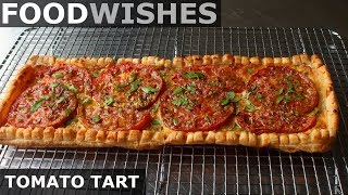 Tomato Tart – Food Wishes