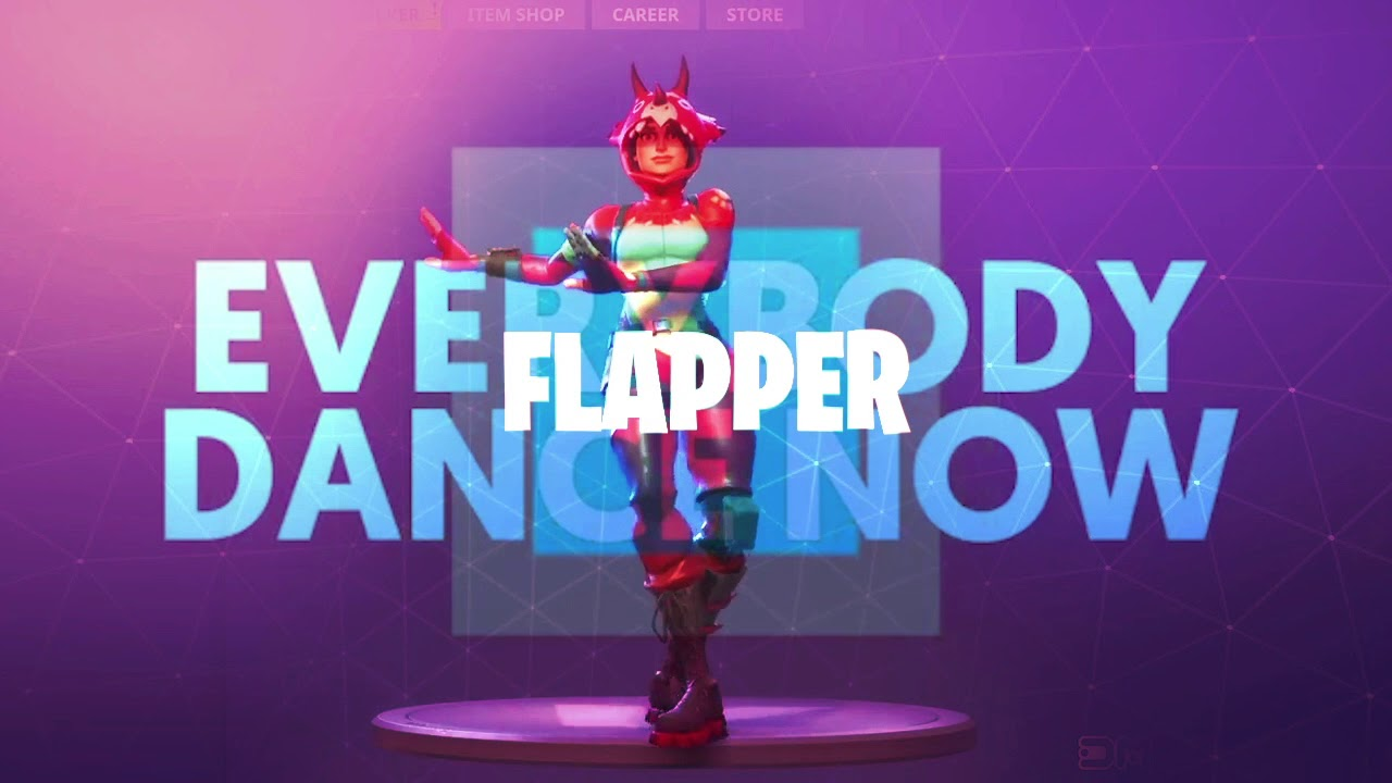 DANCE with Fortnite moves (by Planetshakers)