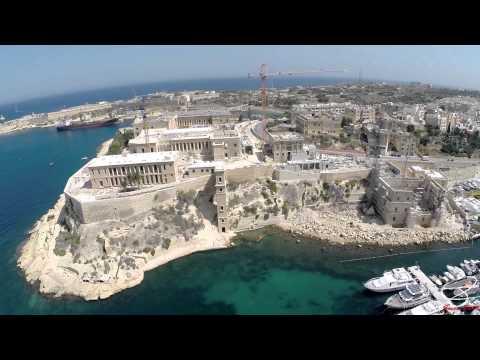 Kalkara Valletta & Bighi surroundings Malta 2015
