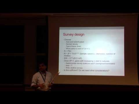 Overview Surveys - Nikhil Padmanabhan