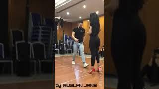 Танец мужчины и женщины