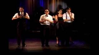 Repeat youtube video Fascinante Gershwin - Naughty Baby