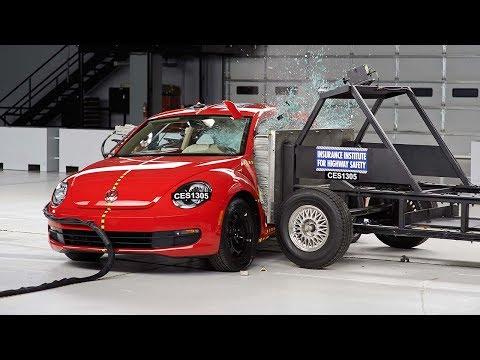 2013 Volkswagen Beetle side test