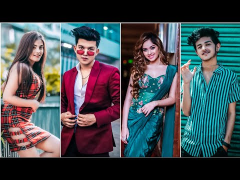 New Tiktok Funny & Romantic Videos Of Jannat Zubair, Mr. Faisu, Avneet Kaur, Riyaz Aly, Arishfa
