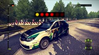 WRC 2: FIA World Rally Championship - Subaru Impreza in Germany