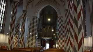 Organ music of St Jacobi Church in Göttingen, Germany