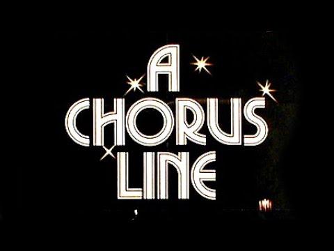 A CHORUS LINE - Trailer (1985, Deutsch/German)