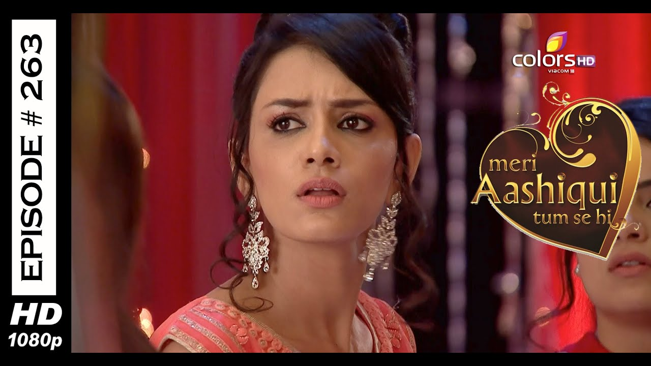 Download Meri Aashiqui Tum Se Hi - 9th June 2015 - मेरी आशिकी तुम से ही - Full Episode (HD)