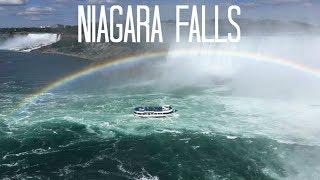 VLOG: Niagara Falls in Canada! | Ella Rose