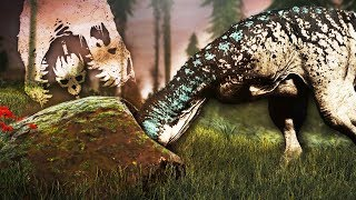 LOVE THIS UPDATE! This Carno Can Get Inside Nesting Holes?! Updates! - The Isle Gameplay