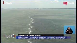 Air Laut Suramadu Nampak Terbelah, Fenomena Helocline Hebohkan Warga Madura - iNews Siang 21/03