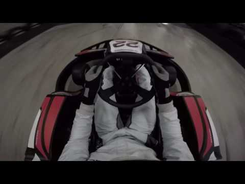 Team sport karting Manchester
